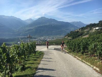 road biking Switzerland